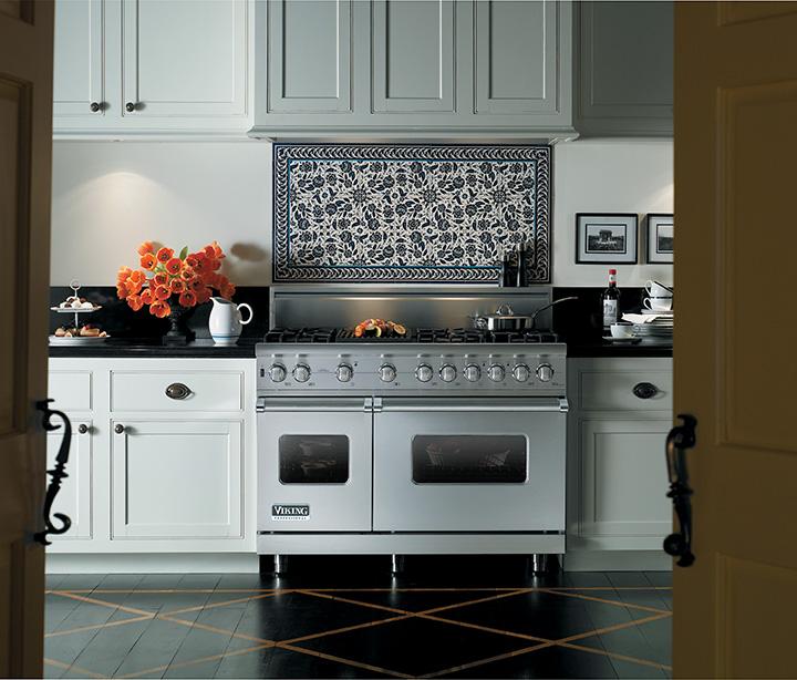 VIKING: frigor, cottura freestanding e barbecues - I&D Srl
